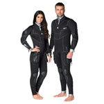 SEMI-DRYSUITS